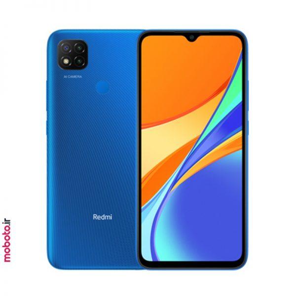 redmi9c blue موبایل شیائومی Redmi 9C 32GB