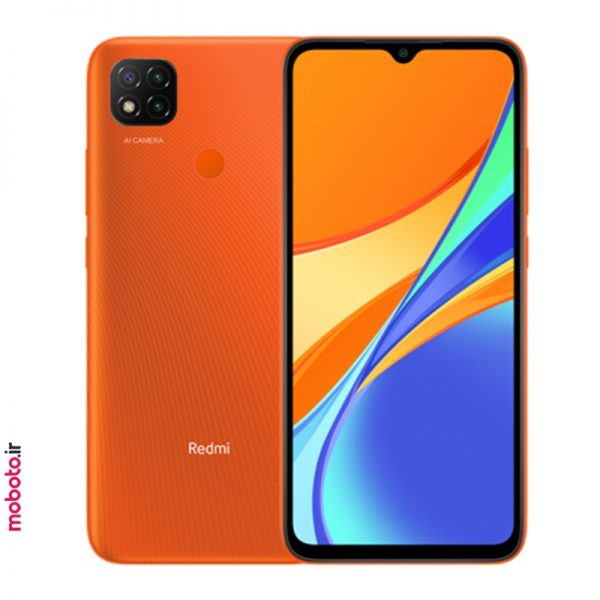 redmi9c orange موبایل شیائومی Redmi 9C 32GB