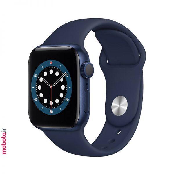 apple watch s6 blue2 ساعت هوشمند اپل Apple Watch Series 6 40mm