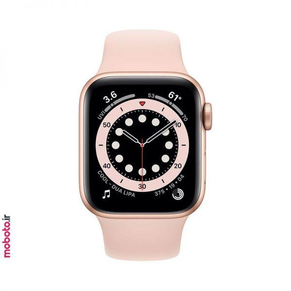 apple watch s6 gold ساعت هوشمند اپل Apple Watch Series 6 40mm