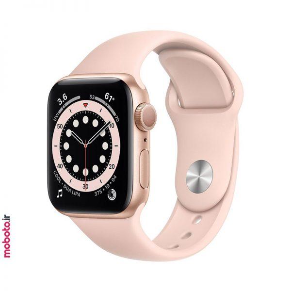 apple watch s6 gold2 ساعت هوشمند اپل Apple Watch Series 6 40mm