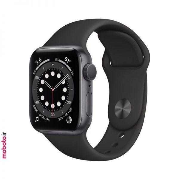 apple watch s6 gray2 ساعت هوشمند اپل Apple Watch Series 6 40mm