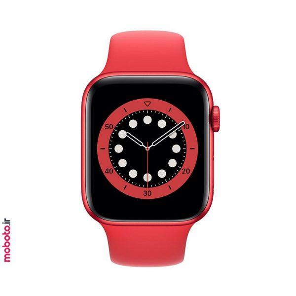 apple watch s6 red ساعت هوشمند اپل Apple Watch Series 6 40mm