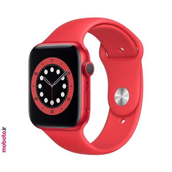 apple watch s6 red2 ساعت هوشمند اپل Apple Watch Series 6 40mm