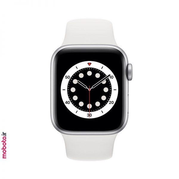 apple watch s6 sliver ساعت هوشمند اپل Apple Watch Series 6 40mm