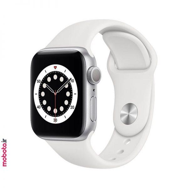 apple watch s6 sliver2 ساعت هوشمند اپل Apple Watch Series 6 40mm