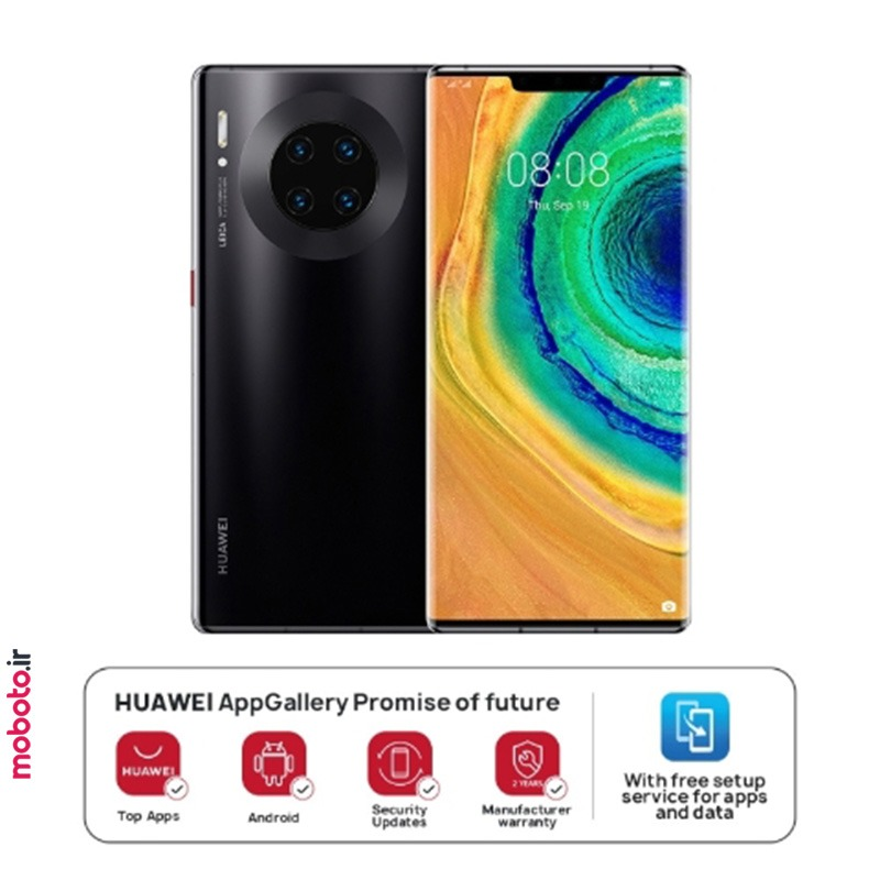 huawei mate 30 pro 10 موبایل هواوی Mate 40 Pro 5G 256GB