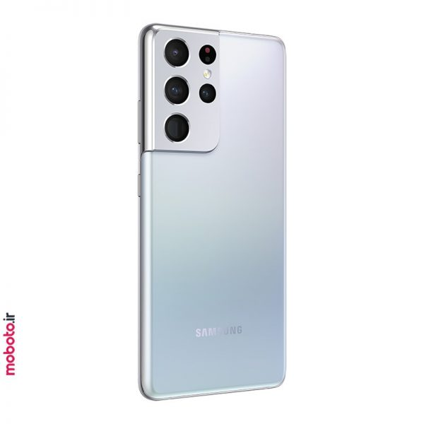 samsung s21 ultra SM G998 silver back موبایل سامسونگ Galaxy S21 Ultra 5G دوسیمکارت با ظرفیت 512 گیگابایت