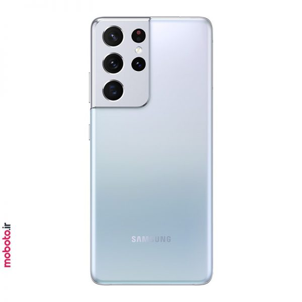 samsung s21 ultra SM G998 silver back2 موبایل سامسونگ Galaxy S21 Ultra 5G دوسیمکارت با ظرفیت 512 گیگابایت