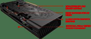 5e0e3a0b8479d5c2ce42f107 5600xtTHICCIIPROINFOsm کارت گرافیک XFX AMD Radeon RX 5700 8GB