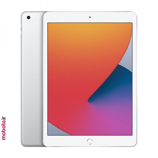 "apple ipad 8th 2020 silver تبلت اپل iPad 8th 10.2"" 2020 32GB WiFi"