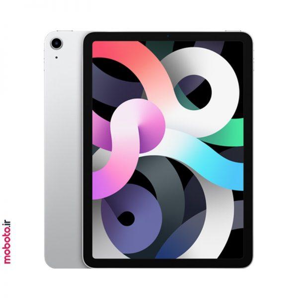 """apple ipad air4 silver تبلت اپل iPad Air 4 10.9"""" 2020 64GB WiFi"""
