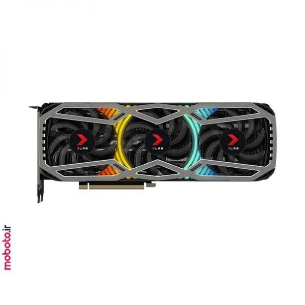 pny geforce rtx 3090 24gb xlr8 gaming revel epic x rgb triple fan edition pic4 کارت گرافیک PNY GeForce RTX 3090 24GB XLR8 Gaming