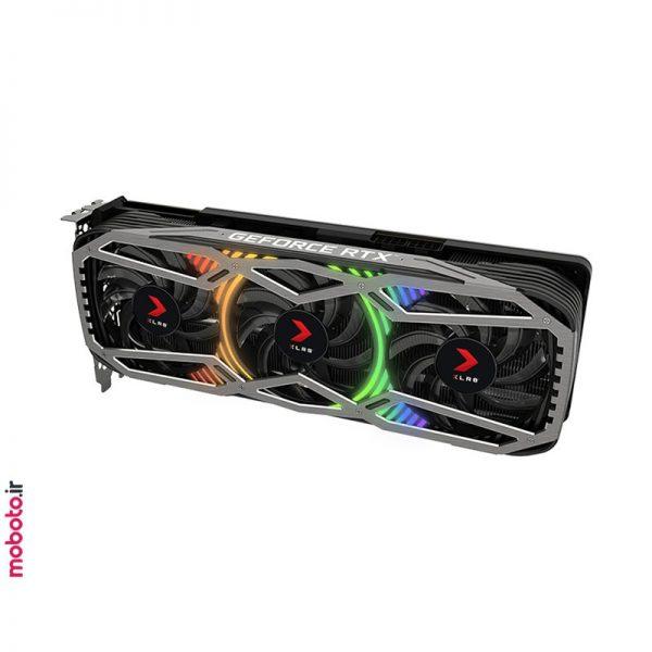 pny geforce rtx 3090 24gb xlr8 gaming revel epic x rgb triple fan edition pic5 کارت گرافیک PNY GeForce RTX 3090 24GB XLR8 Gaming
