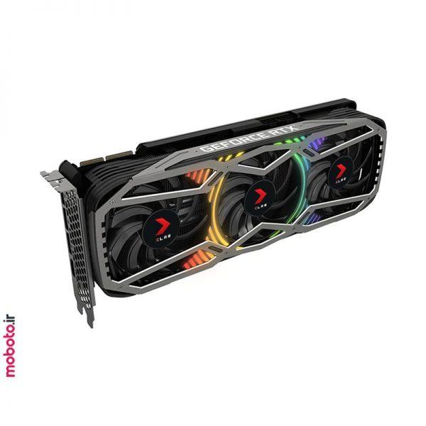 pny geforce rtx 3090 24gb xlr8 gaming revel epic x rgb triple fan edition pic6 کارت گرافیک PNY GeForce RTX 3090 24GB XLR8 Gaming