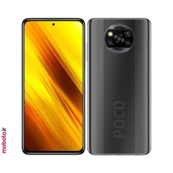 xiaomi poco x3 nfc pic1 موبایل شیائومی Poco X3 NFC 128GB