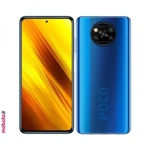 xiaomi poco x3 nfc pic2 موبایل شیائومی Poco X3 NFC 128GB