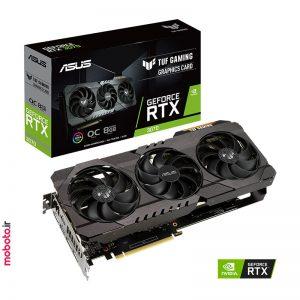 Asus TUF Gaming GeForce RTX 3070 pic2 کارت گرافیک ایسوس ASUS TUF Gaming GeForce RTX 3070 8GB