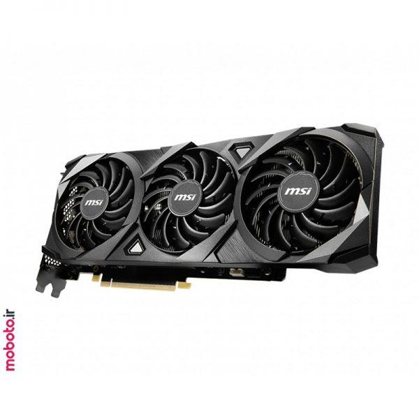 GeForce RTX 3070 VENTUS 3X pic4 کارت گرافیک MSI GeForce RTX 3070 VENTUS 3X OC