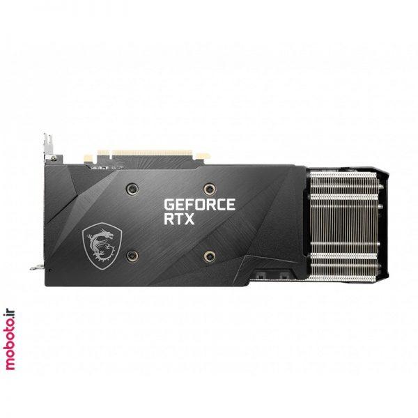 GeForce RTX 3070 VENTUS 3X pic7 کارت گرافیک MSI GeForce RTX 3070 VENTUS 3X OC