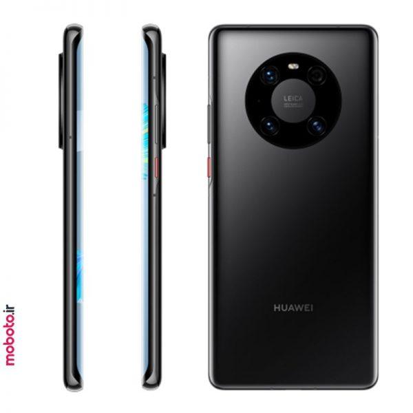 HUAWEI Mate 40 Pro black3 موبایل هواوی Mate 40 Pro 5G 256GB