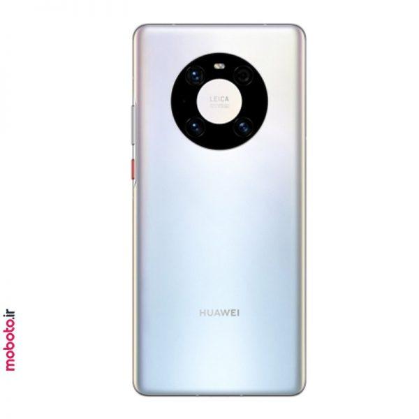 HUAWEI Mate 40 Pro silver1 موبایل هواوی Mate 40 Pro 5G 256GB