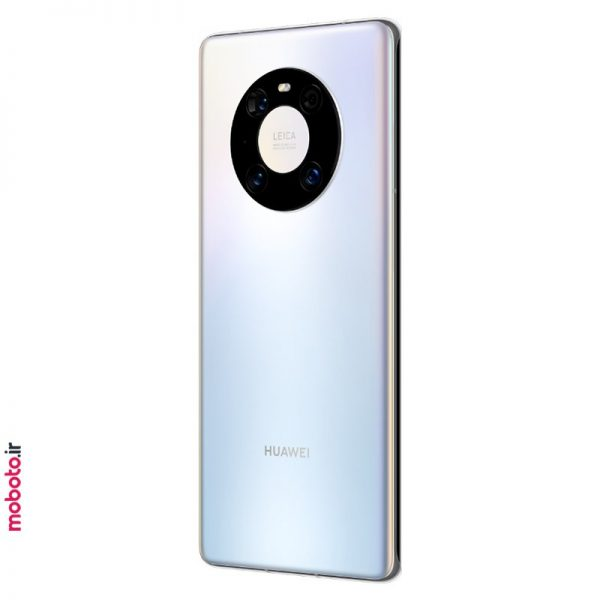 HUAWEI Mate 40 Pro silver5 موبایل هواوی Mate 40 Pro 5G 256GB