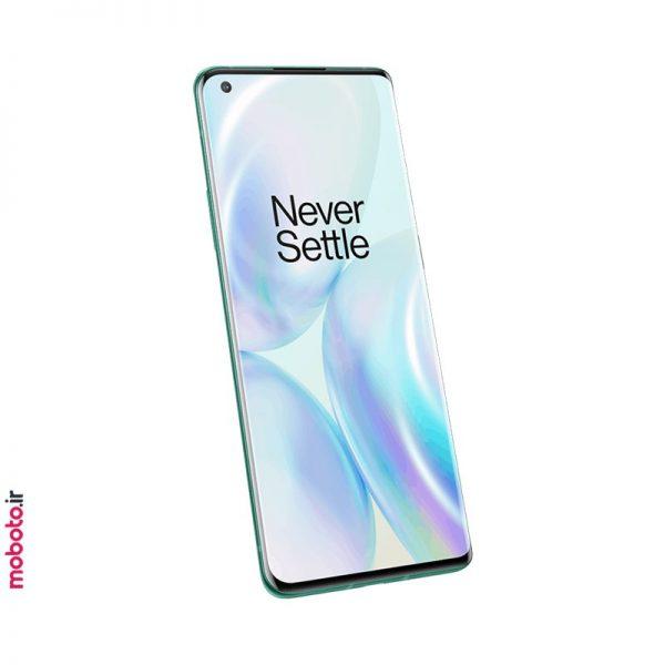 OnePlus 8 Pro Glacial Green 2 موبایل وان پلاس OnePlus 8 Pro 256GB 5G