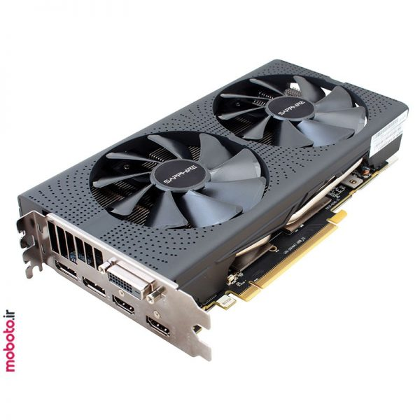 SAPPHIRE PULSE RX 580 8G G5 pic4 کارت گرافیک SAPPHIRE PULSE RX 580 8G G5