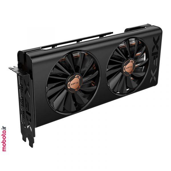 XFX AMD Radeon RX 5600 XT 12Gbps 6GB GDDR6 THICC II Pro pic3 کارت گرافیک XFX AMD Radeon RX 5600 XT 12Gbps 6GB GDDR6 THICC II Pro