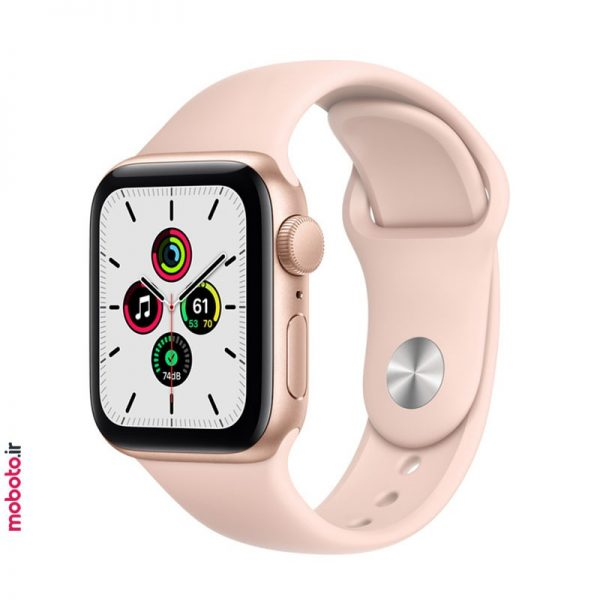 appple watch se gold ساعت هوشمند اپل Apple Watch SE 44mm
