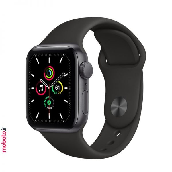 appple watch se gray ساعت هوشمند اپل Apple Watch SE 44mm