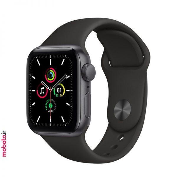 appple watch se gray ساعت هوشمند اپل Apple Watch SE 44mm