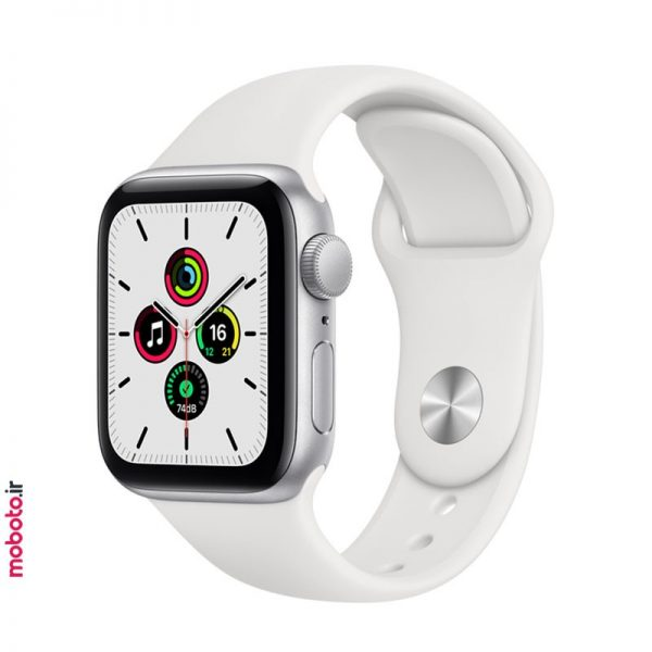 appple watch se silver ساعت هوشمند اپل Apple Watch SE 44mm