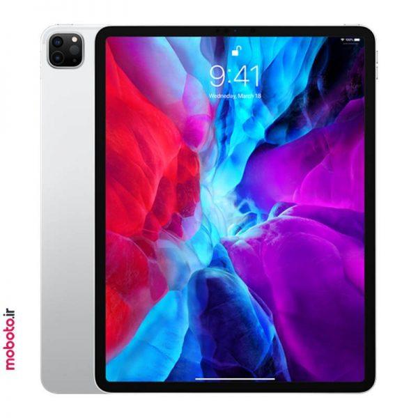 """ipad pro 12 9 silver تبلت اپل iPad Pro 12.9"""" 2020 256GB WiFi"""