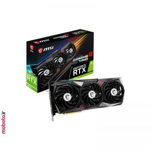 msi GeForce RTX 3070 GAMING X TRIO pic2 کارت گرافیک MSI GeForce RTX 3070 GAMING X TRIO 8GB
