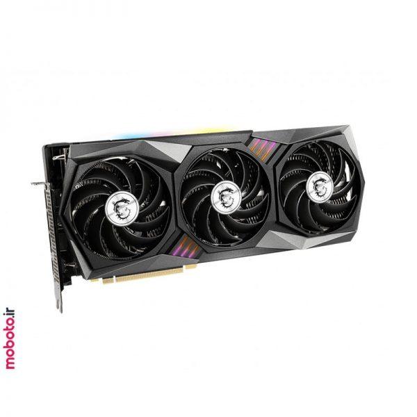 msi GeForce RTX 3070 GAMING X TRIO pic4 کارت گرافیک MSI GeForce RTX 3070 GAMING X TRIO 8GB