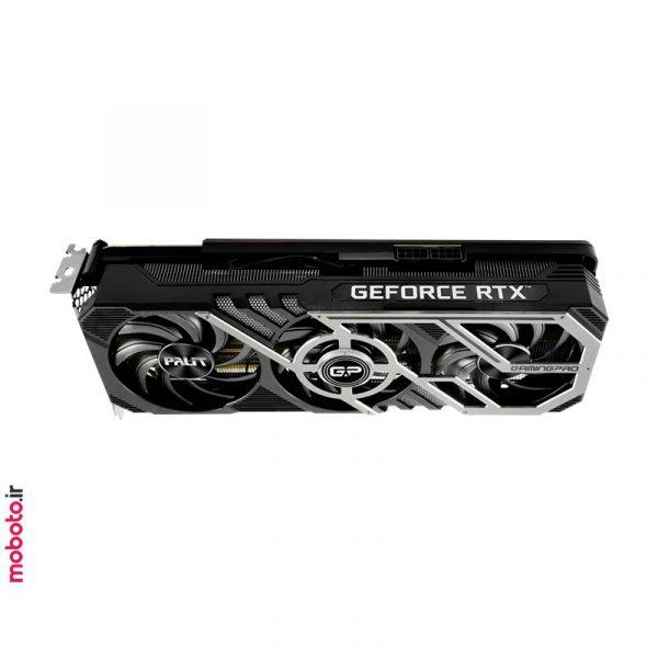 palit GeForce RTX 3080 GamingPro OC pi10 کارت گرافیک PALIT GeForce RTX 3080 GamingPro OC