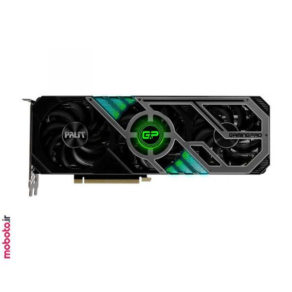 palit GeForce RTX 3080 GamingPro OC pi2 کارت گرافیک PALIT GeForce RTX 3080 GamingPro OC