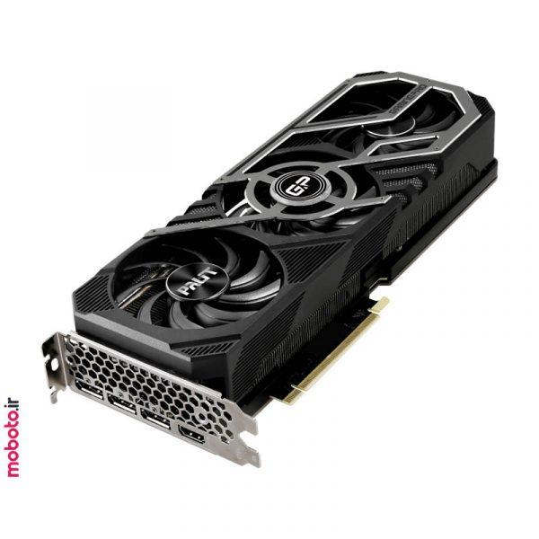 palit GeForce RTX 3080 GamingPro OC pi4 کارت گرافیک PALIT GeForce RTX 3080 GamingPro OC