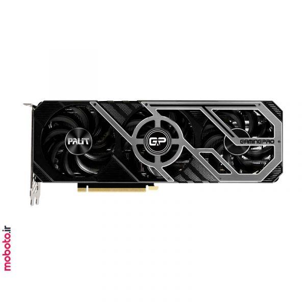 palit GeForce RTX 3080 GamingPro OC pi7 کارت گرافیک PALIT GeForce RTX 3080 GamingPro OC