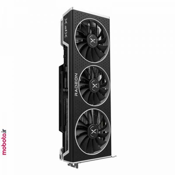 xfx speedster qick 319 amd radeon rx 6800 black gaming pic3 کارت گرافیک XFX Speedster QICK 319 AMD Radeon RX 6800 BLACK Gaming