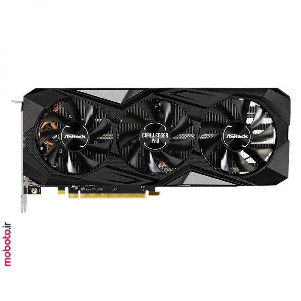 asrock amd radeon rx 5700 xt challenger pro 8g oc pic3 کارت گرافیک ASRock AMD Radeon RX 5700 XT Challenger Pro 8G OC