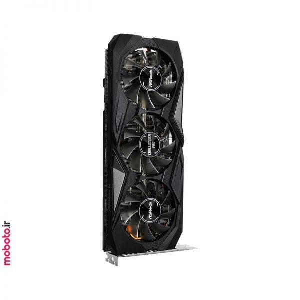 asrock amd radeon rx 5700 xt challenger pro 8g oc pic5 کارت گرافیک ASRock AMD Radeon RX 5700 XT Challenger Pro 8G OC
