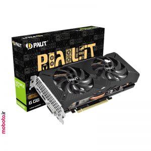 palit GeForce GTX 1660 SUPER GP OC pic5 کارت گرافیک PALIT GeForce GTX 1660 SUPER GP OC