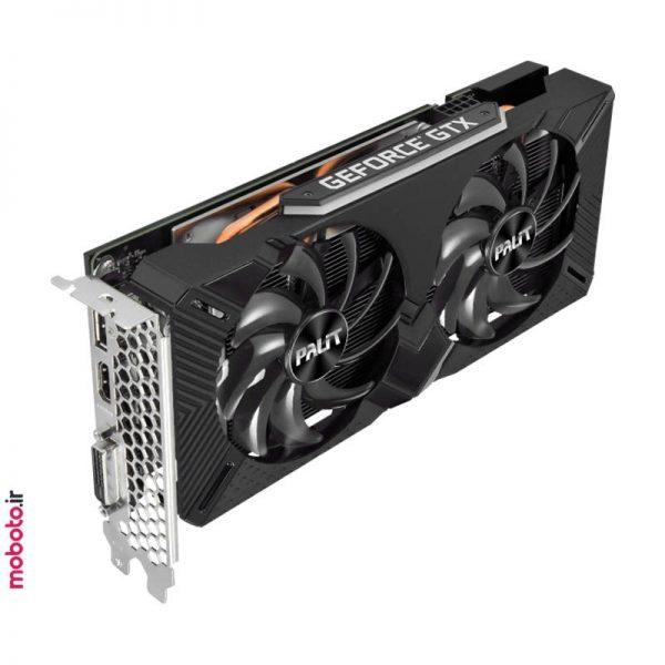 palit GeForce GTX 1660 SUPER GP OC pic9 کارت گرافیک PALIT GeForce GTX 1660 SUPER GP OC